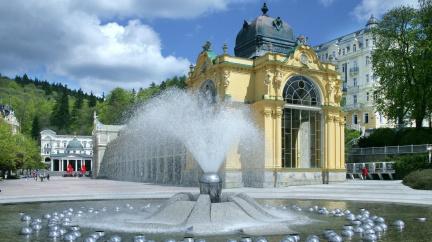 Mariánské Lázně, Karlovy Vary a Františkovy Lázně jsou na seznamu UNESCO