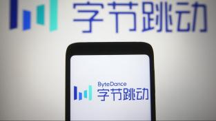 Společnost ByteDance, která vlastní síť pro sdílení krátkých videí TikTok, plány na umístění svých akcií v New Yorku odložila (Ilustrační foto)
