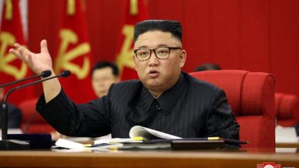 """""""Horká linka"""" obnovená. Korea a KLDR znovu navazují před rokem přerušené spojení"""