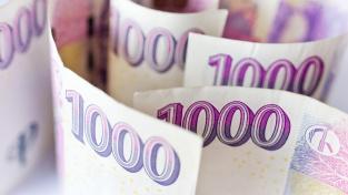 Vládní dluh Česka v poměru k hrubému domácímu produktu (HDP) stoupl v prvním čtvrtletí o 6,3 procentního bodu na 44,1 procenta HDP