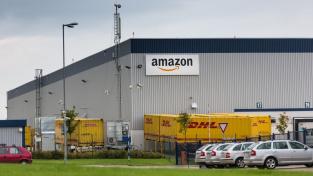 Amazon v Dobrovízi