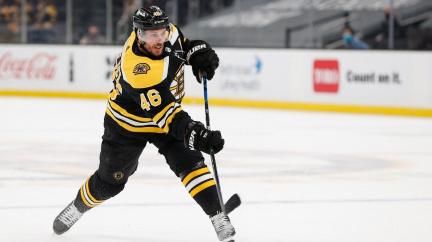 David Krejčí se z NHL vrací do extraligové Olomouce