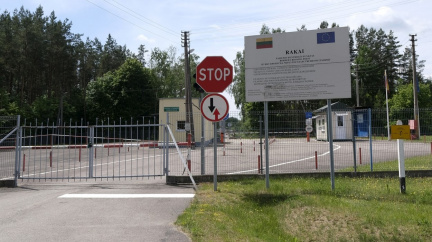 Do Litvy dorazil přes Bělorusko rekordní počet migrantů, EU slibuje pomoc