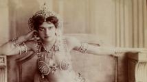 Krásná tanečnice a špionka Mata Hari se narodila před 145 lety