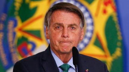 Brazilští poslanci odmítli návrh vyšetřovaného Bolsonara na změnu volebního systému