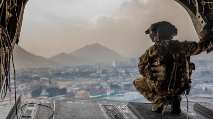 Goodbye Kábul. V Afghánistánu prohráli nejen Američané, ale i Češi
