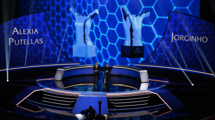 Italský záložník Jorginho vyhrál anketu UEFA o fotbalistu Evropy