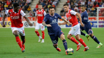 Střídající Messi si v Remeši poprvé zahrál za Paris St. Germain