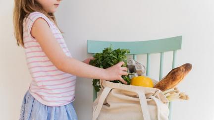 Bavlněné nákupní tašky a ekologie? Příliš společného toho nemají