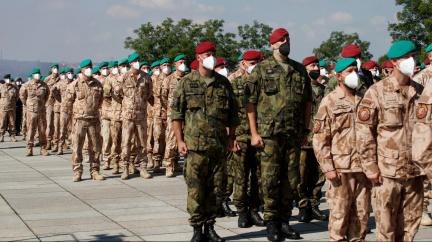 Pietní vzpomínka na Vítkově symbolicky ukončila misi české armády v Afghánistánu