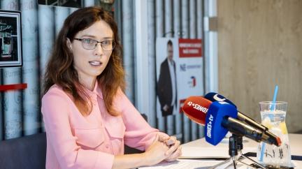 Volební výbor doporučil odvolat radní Lipovskou z Rady České televize