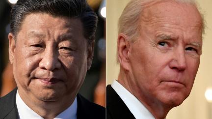 Biden a Si Ťin-pching mluvili o vztahu obou zemí i o tom, jak předejít konfliktu