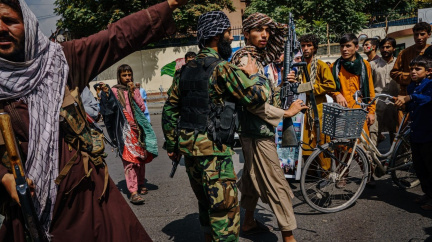 OSN: Reakce Tálibánu na poklidné protesty jsou stále tvrdší