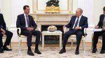Putin s Asadem zkritizovali přítomnost zahraničních vojáků v Sýrii, brání podle nich rozvoji země