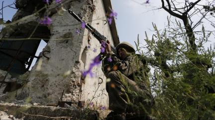 Rus, který se podílel na anexi Krymu, je v předběžné vazbě. Ukrajina žádá jeho vydání