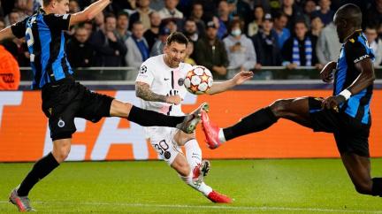 Středeční utkání Ligy mistrů nabídla spoustu gólů a překvapení