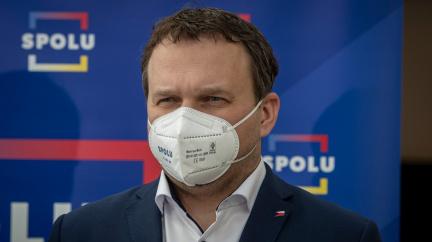 Jurečka ustoupil od požadavku jednotného postoje Spolu k sňatkům homosexuálů
