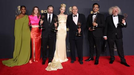 Emmy ovládly streamovací služby. Ceny si odnesly seriály Koruna nebo Dámský gambit