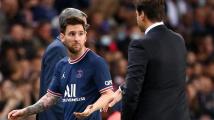 Trenér PSG obhajoval střídání Messiho, který mu po zápase nepodal ruku