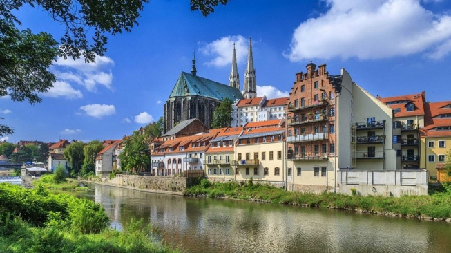 Rodinná dovolená v Sasku