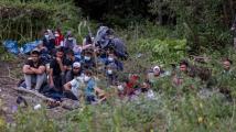 Na hranici Polska a Běloruska zemřel další migrant, pátý za poslední dny