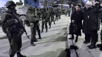 """Strategie """"deokupace"""": Ukrajina chce obnovit kontrolu nad Krymem, přijala nová opatření"""