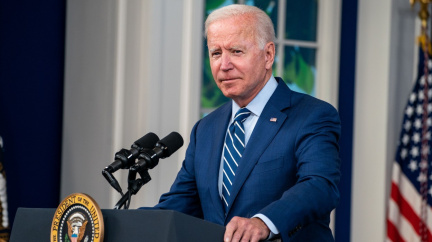 Biden podepsal dočasný rozpočet, federální úřady tak mohou zůstat otevřené