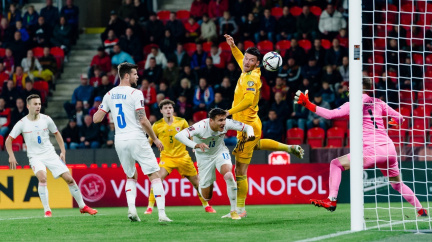V kvalifikaci na fotbalové MS remizovali Češi s Walesem 2:2