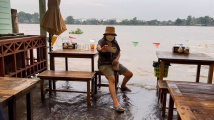 Povodňová atrakce