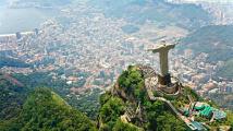 Socha Krista Spasitele v Rio de Janeiru