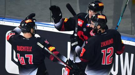 Sparta po výhře v Bremerhavenu postoupila do osmifinále hokejové Ligy mistrů