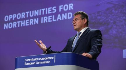 EU nabízí Británii, že upustí od některých kontrol zboží mířícího do Severního Irska