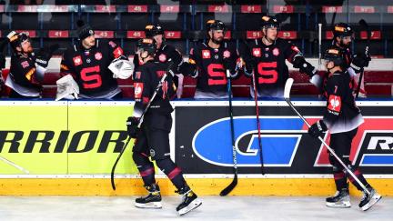 Hokejisté Sparty narazí v osmifinále Ligy mistrů na švédský Skelleftea AIK