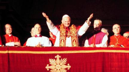 Zvolení Jana Pavla II. symbolicky ukončilo rok tří papežů