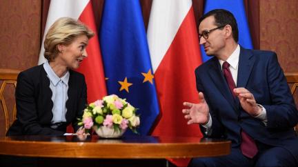 Evropská komise chystá kroky proti Polsku. Varšava považuje postup EU za nespravedlivý