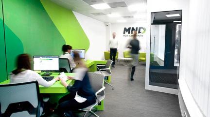 MND přijímají nové zákazníky z řad domácností. Přejít k MND mohou jednoduše online