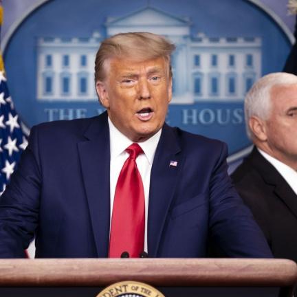 Trump žaluje výbor vyšetřující lednový útok na Kongres, chce zabránit vydání dokumentů