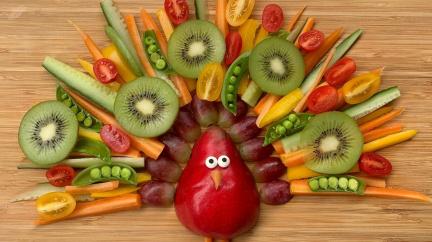 Vybíravé děti nechtějí jíst ovoce a zeleninu? Chce to trochu fantazie