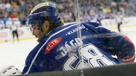 Jaromír Jágr získal evropskou cenu za celoživotní přínos hokeji