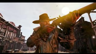 Call of Juarez: Gunslinger - trailer