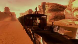 The Secret World - The Last Train to Cairo