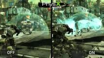 Hawken - PhysX trailer