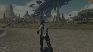 Monolith Soft RPG  - trailer