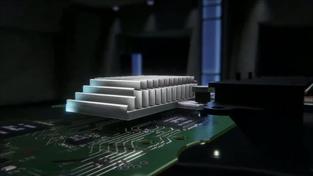 Nvidia Shield - ukázka přístroje