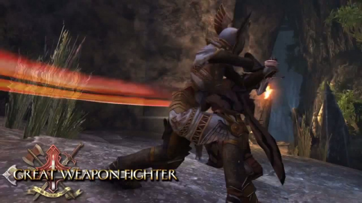Neverwinter - Great Weapon Fighter Class