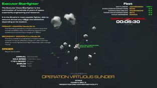 Enemy Starfighter - záběry ze hry