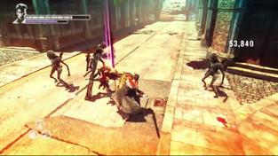 DMC: Devil May Cry - základy akce