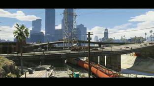 Grand Theft Auto V - Trailer č.2