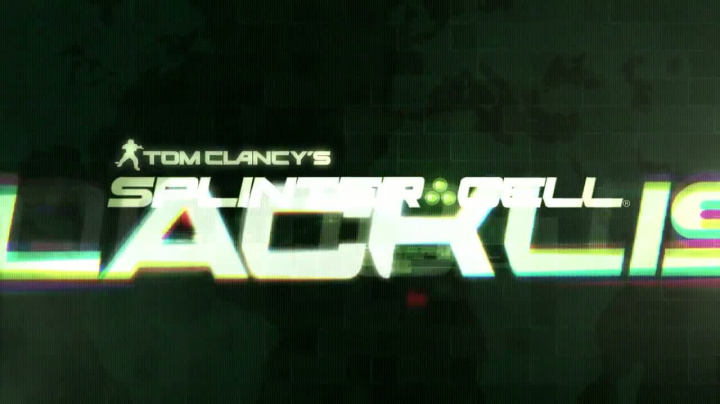 Splinter Cell: Blacklist - stealth