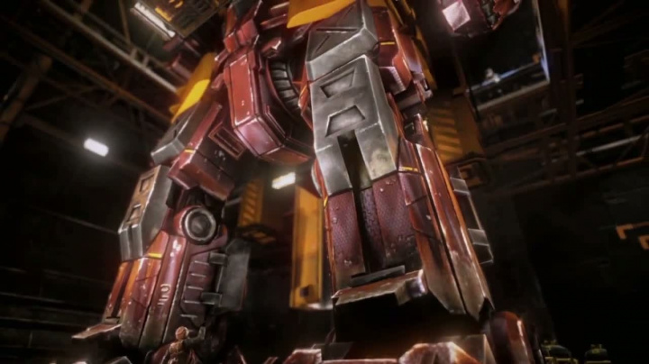 MechWarrior Online - beta trailer